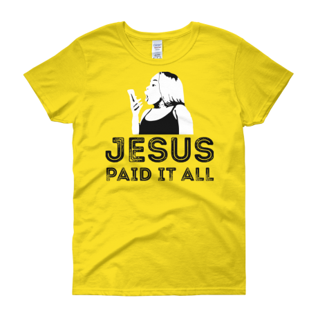 JESUS-PAID-IT-ALL_cropped-art-sketch-blac_mockup_Flat-Front_Daisy