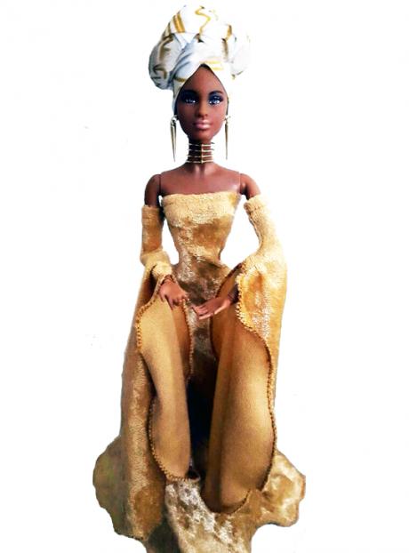 Gilded Goddess Full