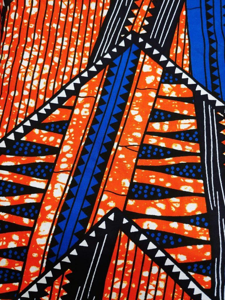 venus headwrap print