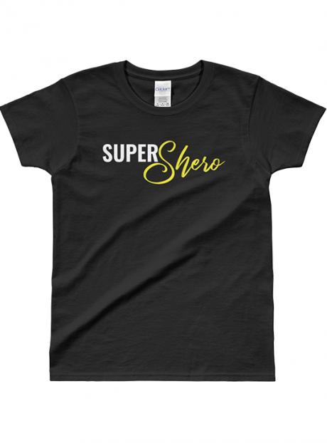 SuperShero-Yellow