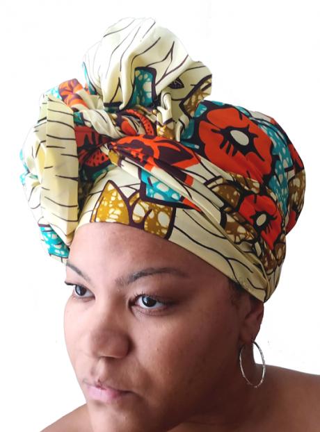 'Jamaica' Headwrap - elinorah.com